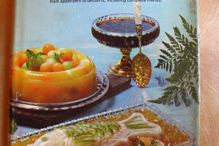 Peeking into Vintage Cookbooks - Sweet and Savoring