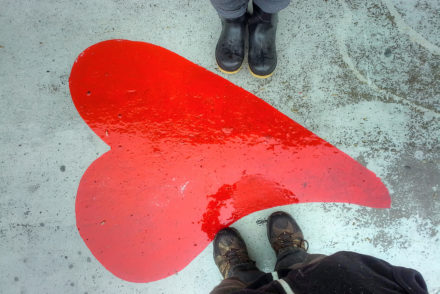 A Marriage of Love and Travel - Sweet and Savoring [photo by Andy Milford]
